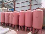 Medium Pressure Natural Compressed Gas Storage Tank For Air Removing System