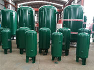 نوعية جيدة ضاغط الهواء خزان استقبال & 400 Gallon Vertical Industrial Compressed Air Receiver Tanks High Temperature Resistant للبيع